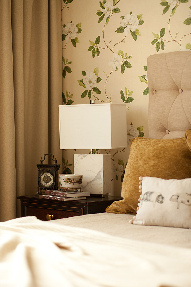 интерьер спальни - фото № 58651