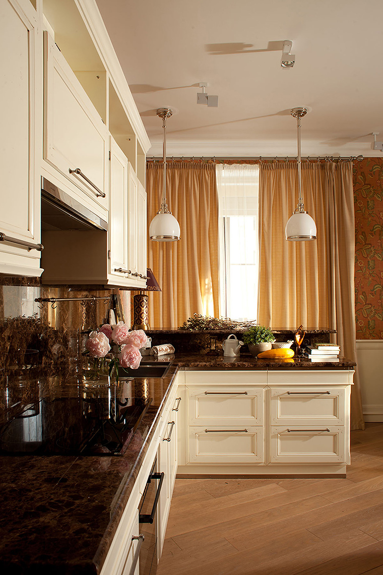 интерьер кухни - фото № 58654