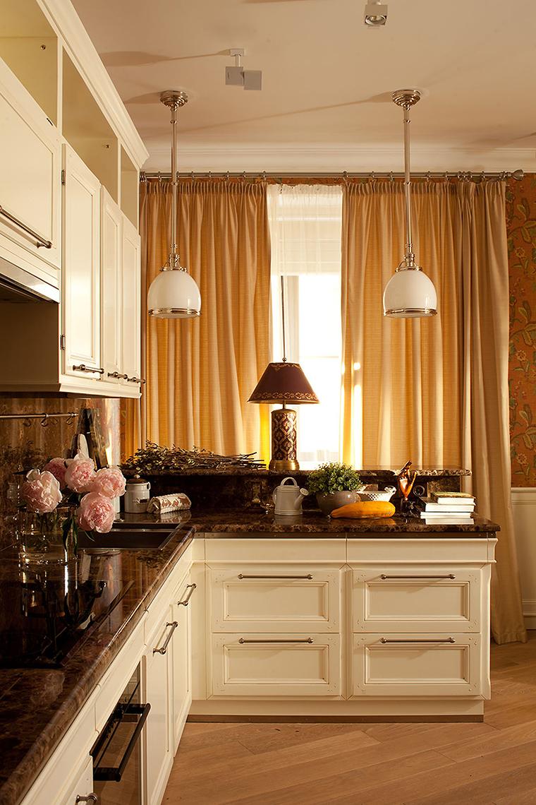 интерьер кухни - фото № 58655