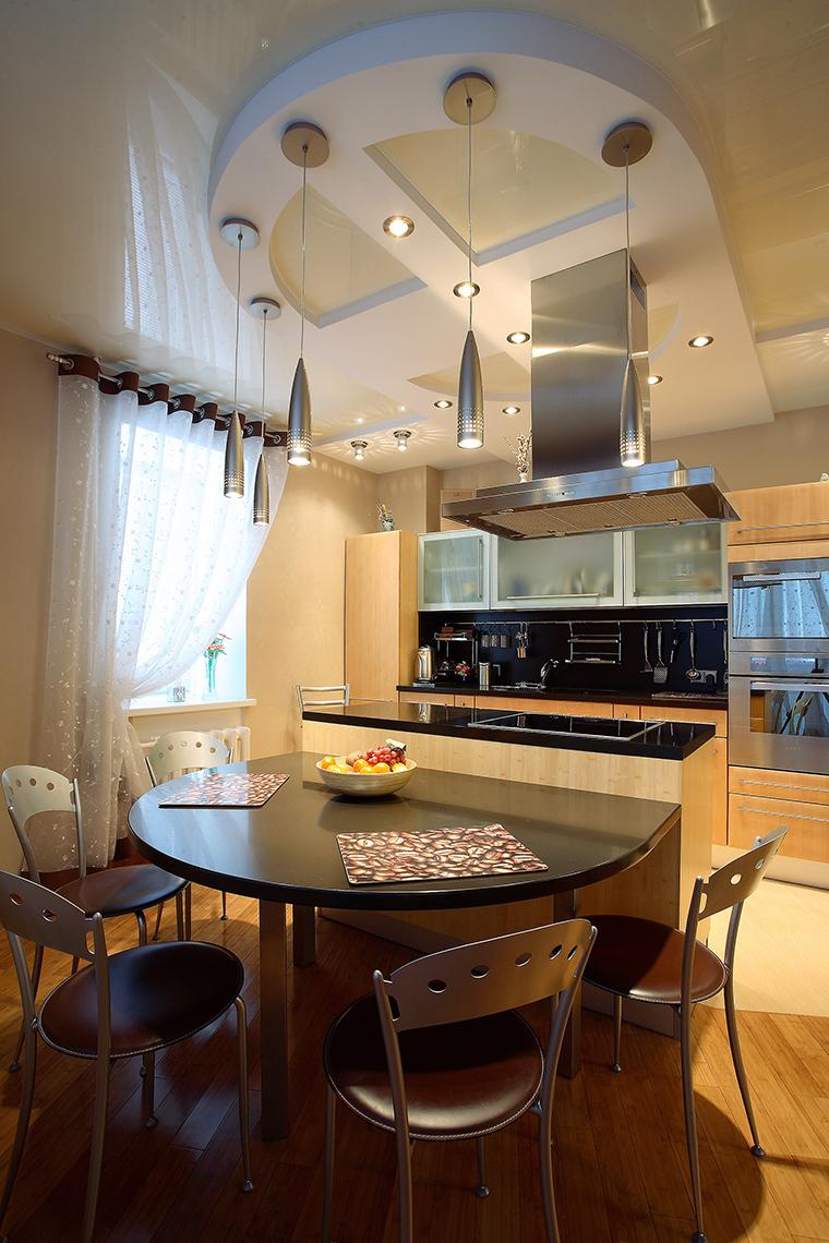 Фото № 58712 кухня  Квартира