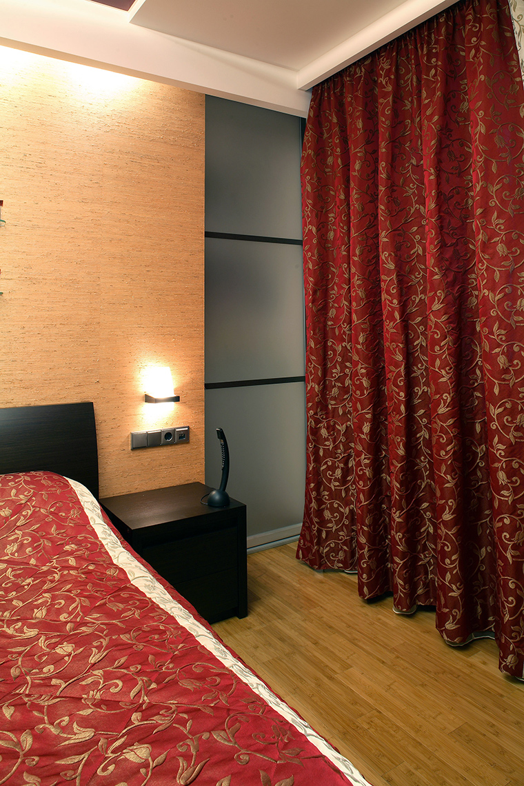 Фото № 58718 спальня  Квартира