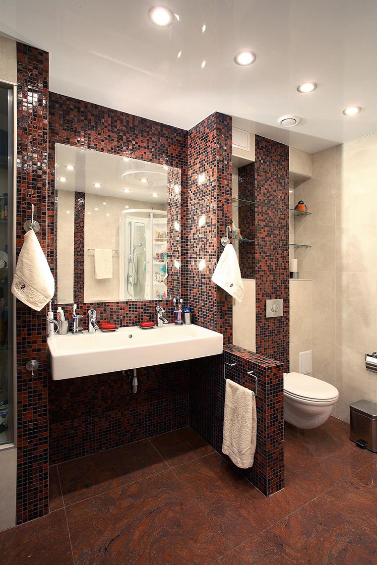 Фото № 58720 ванная  Квартира