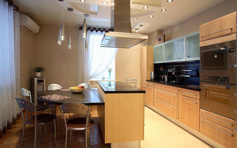 Фото № 58713 кухня  Квартира