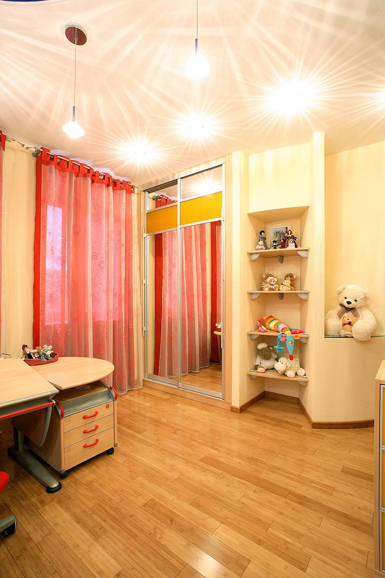 Фото № 58723 детская  Квартира