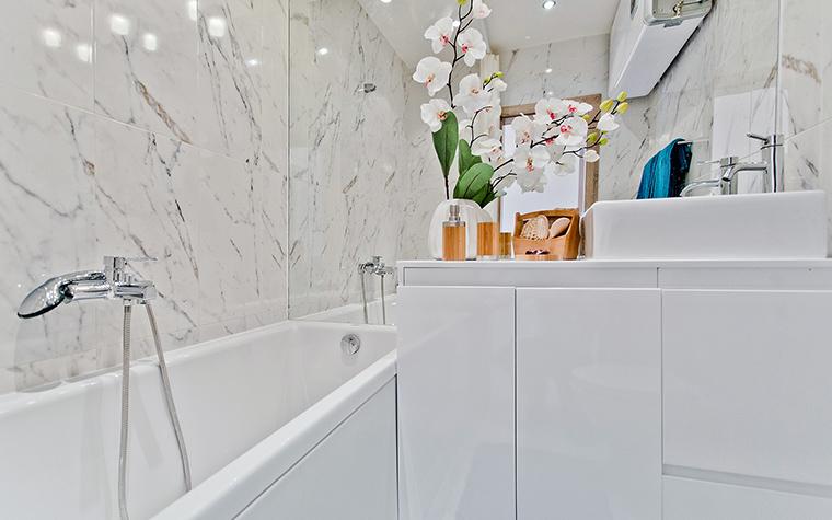 Фото № 58735 ванная  Квартира
