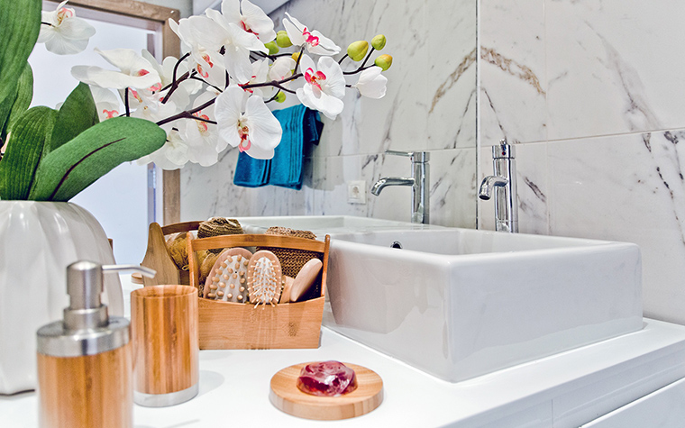 Фото № 58736 ванная  Квартира