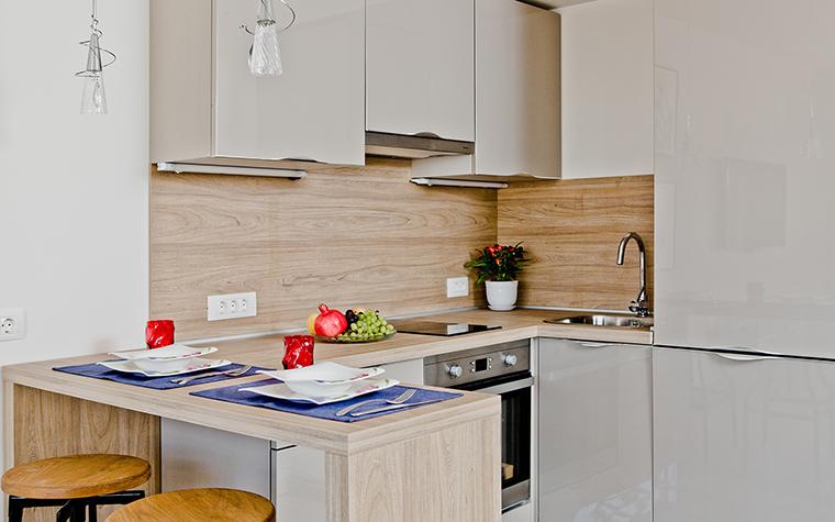 Квартира. кухня из проекта , фото №58732