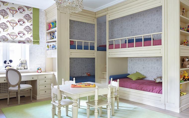 Квартира. детская из проекта , фото №58748