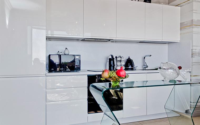 Квартира. кухня из проекта , фото №58781