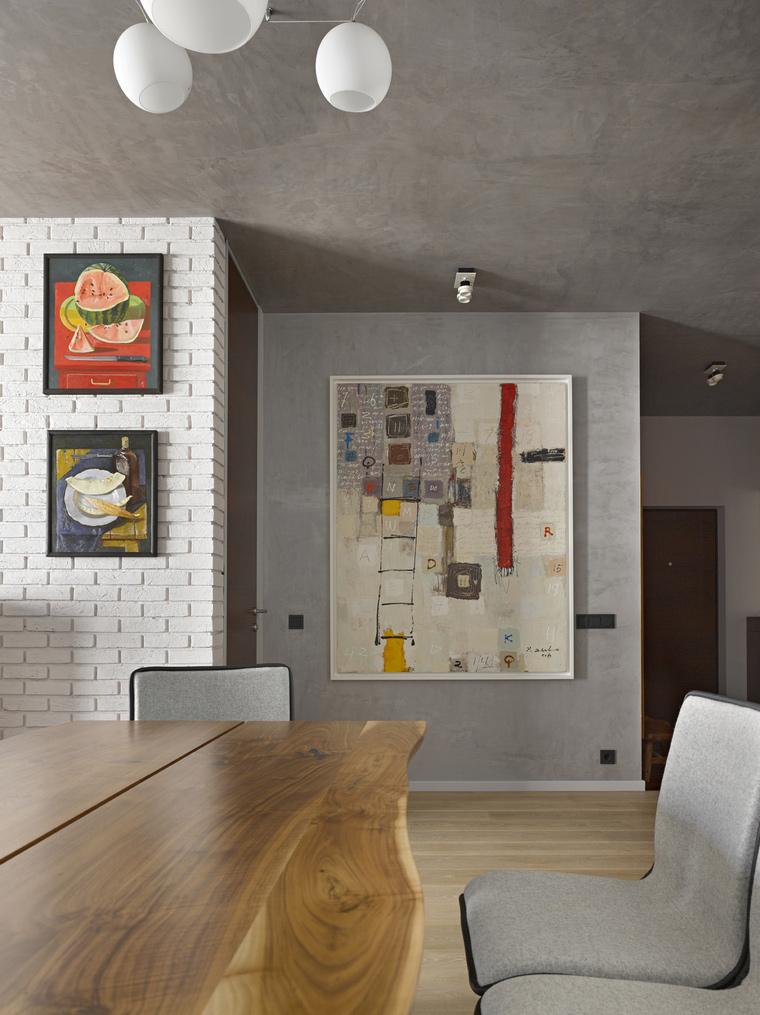Квартира. кухня из проекта , фото №58759