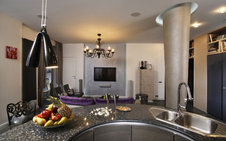интерьер кухни - фото № 58852