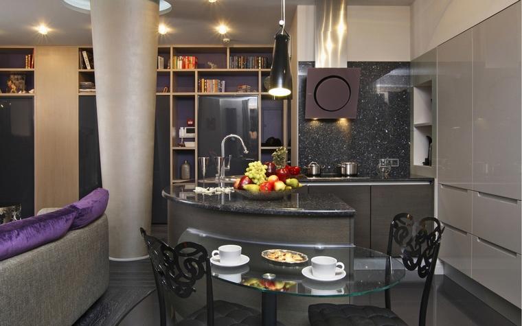 интерьер кухни - фото № 58850