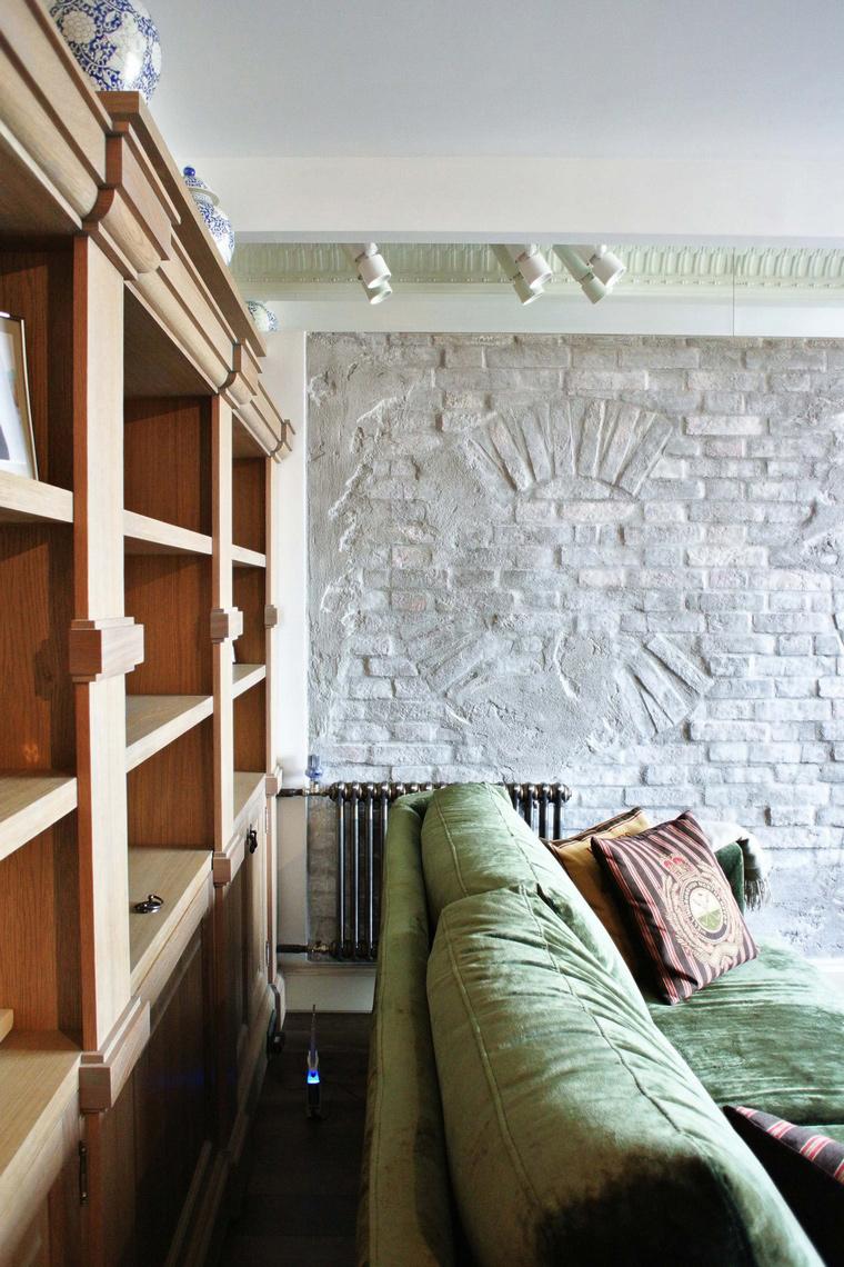 Квартира. гостиная из проекта , фото №58892