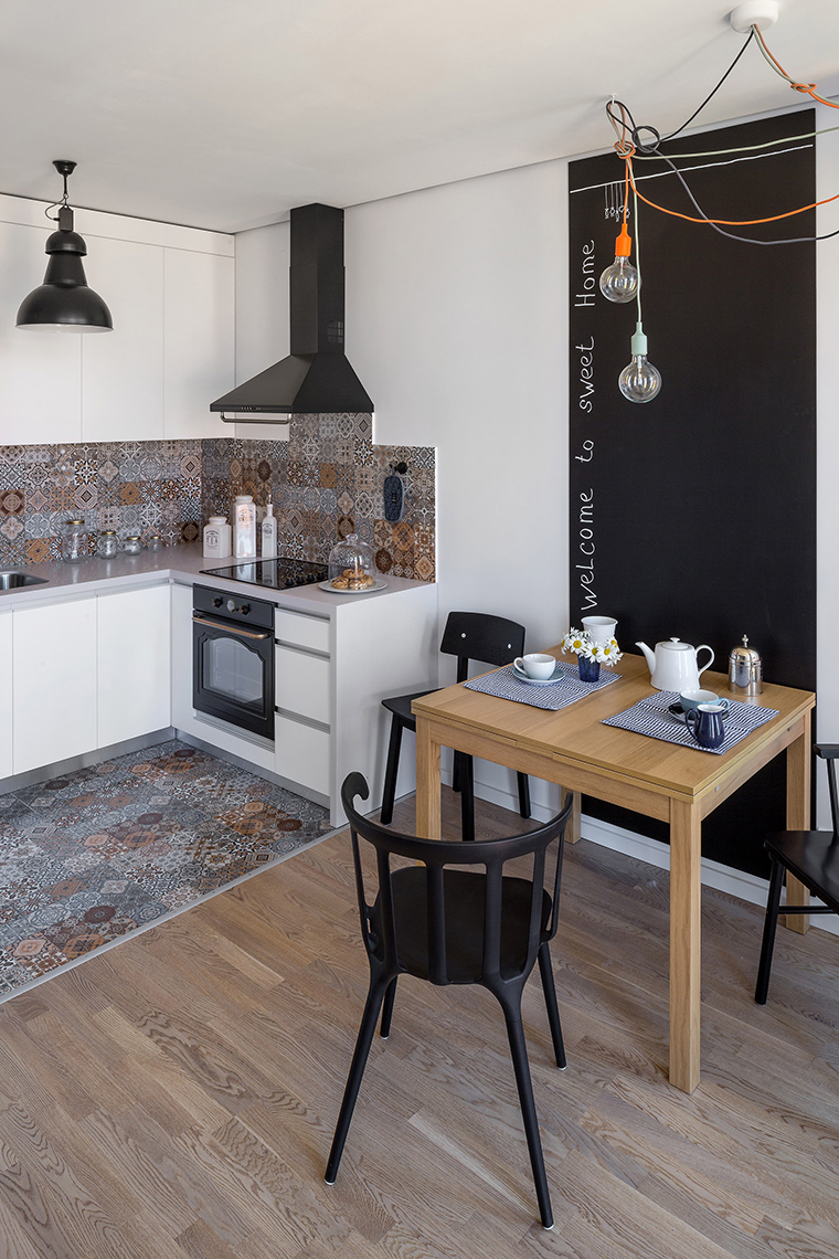 интерьер кухни - фото № 58904