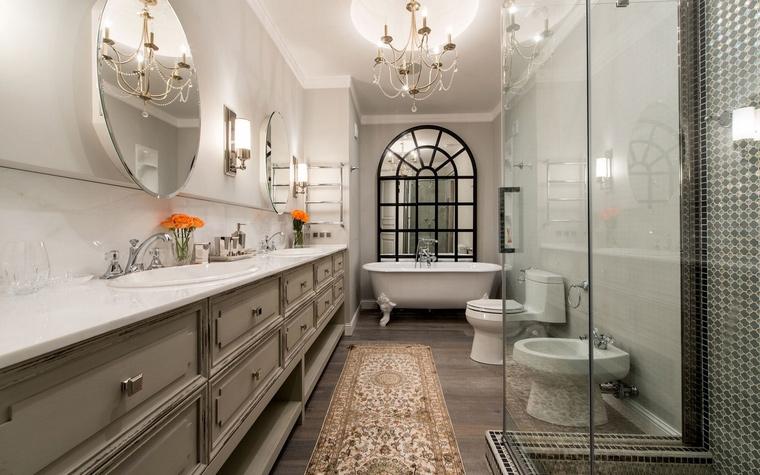 Фото № 58947 ванная  Квартира