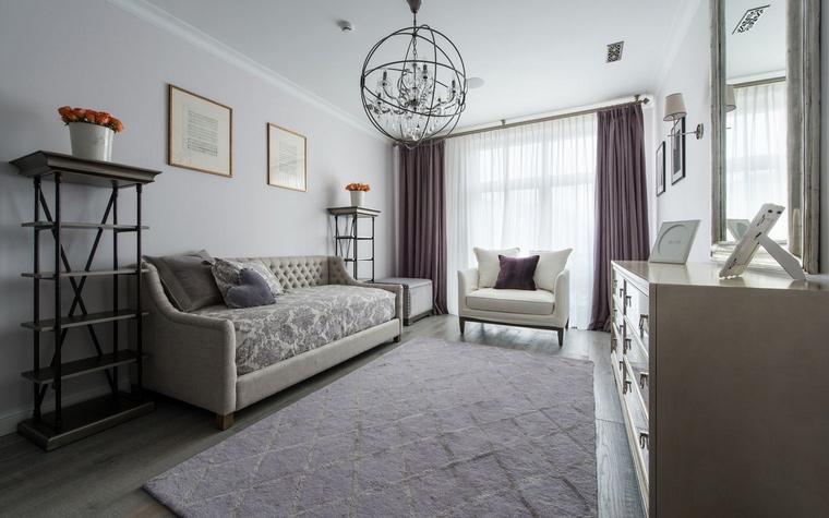 Фото № 58937 гостиная  Квартира