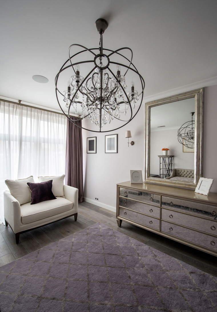интерьер гостиной - фото № 58938