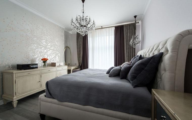 Фото № 58986 спальня  Квартира