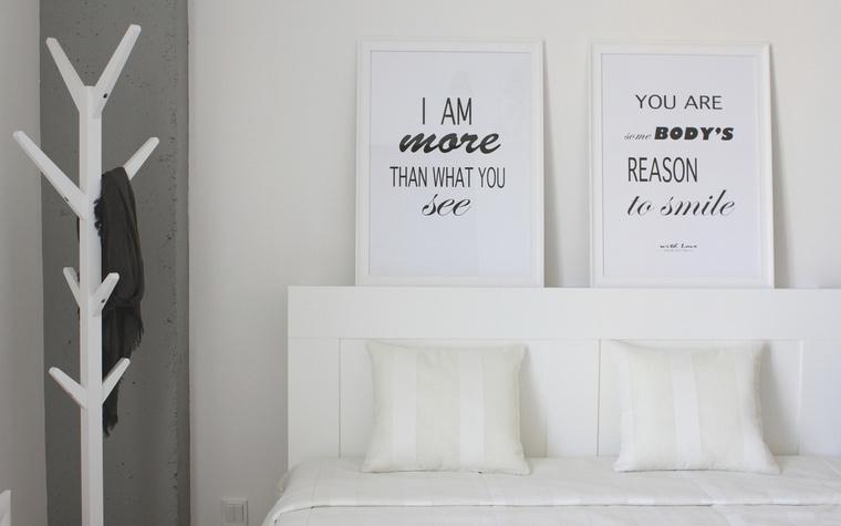 интерьер спальни - фото № 58962