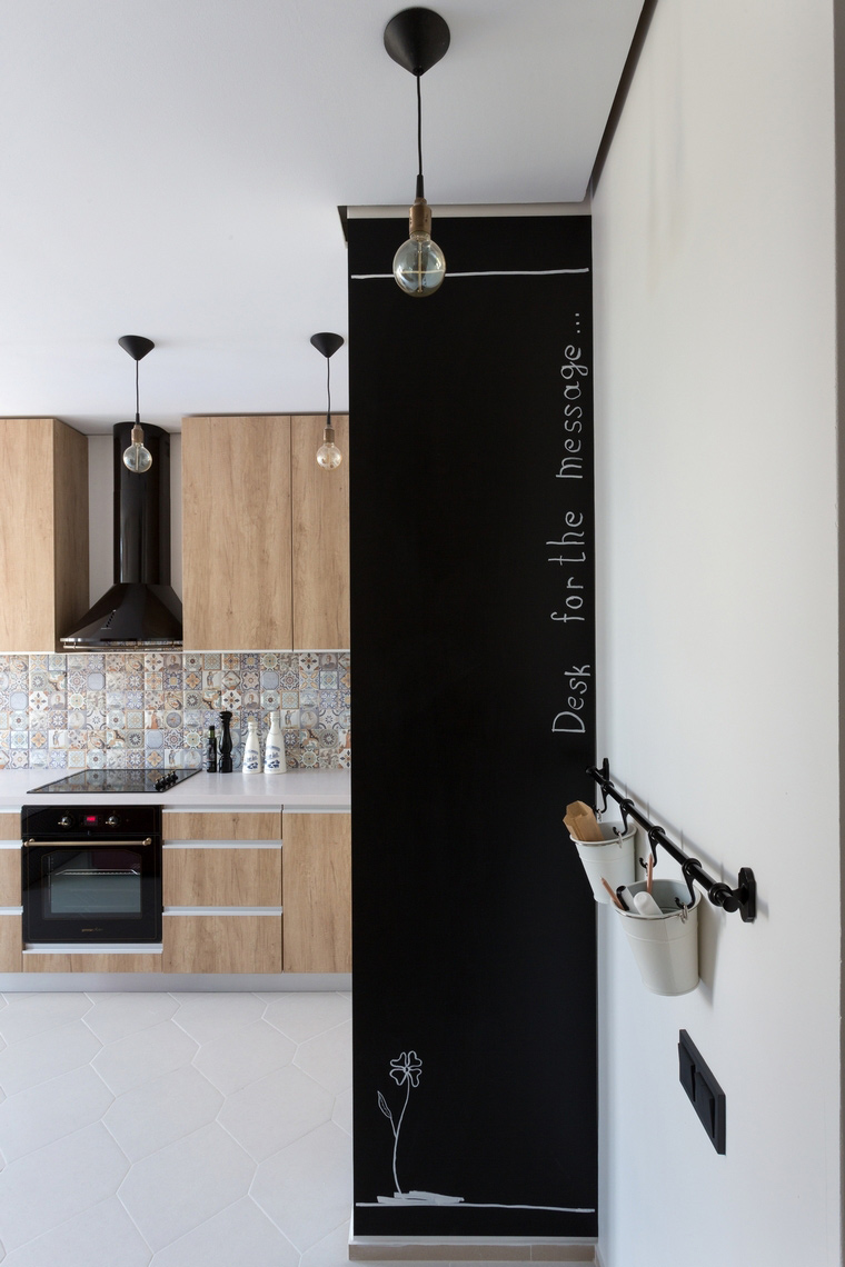 Квартира. кухня из проекта , фото №58956