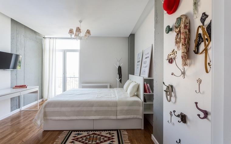 интерьер спальни - фото № 58963