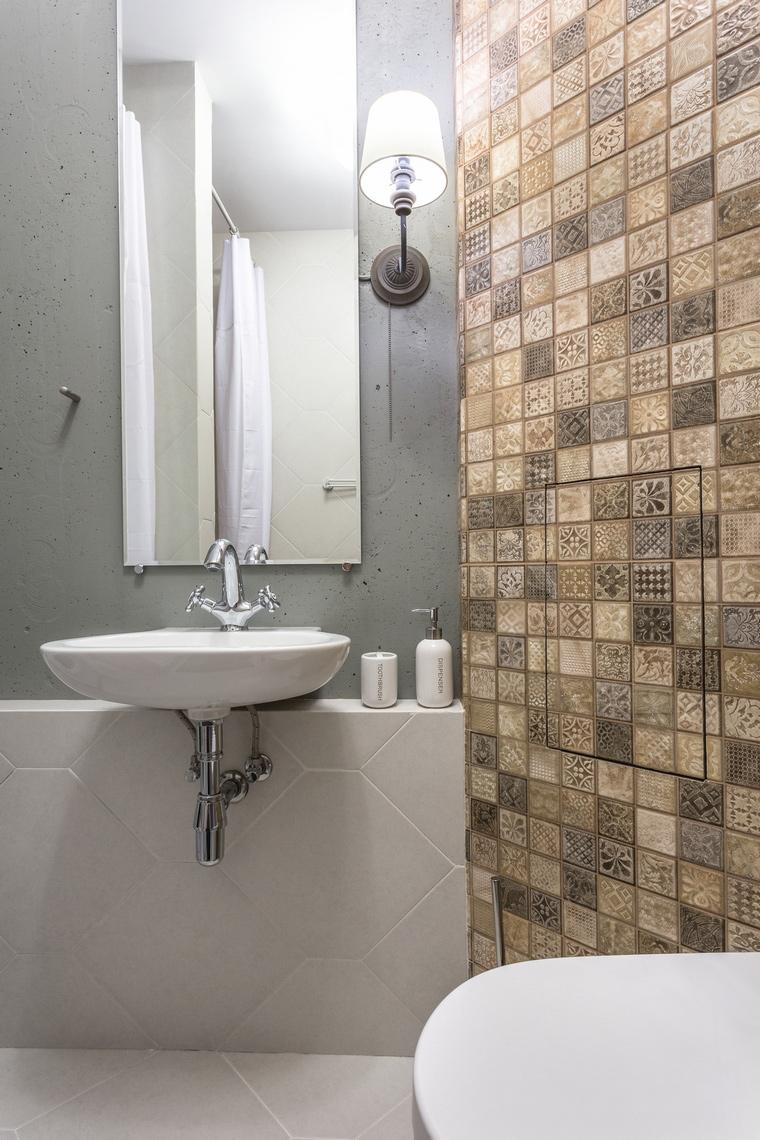 интерьер ванной - фото № 58968