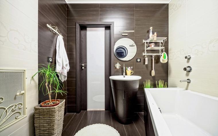интерьер ванной - фото № 58984