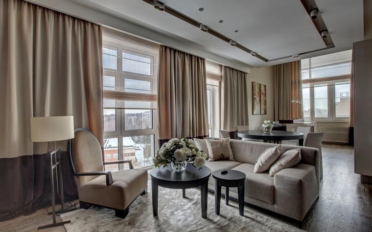 Фото № 59042 гостиная  Квартира
