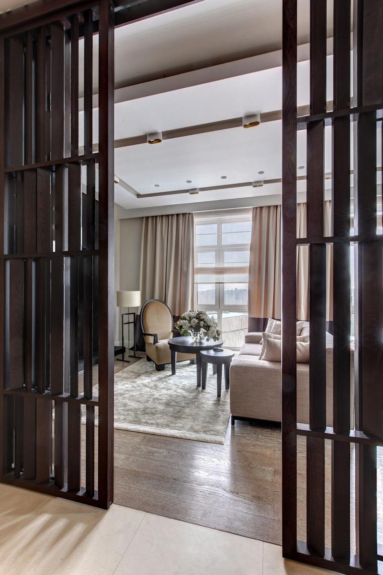 интерьер гостиной - фото № 59043
