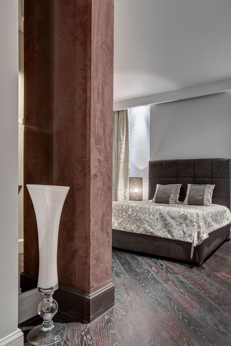 Фото № 59048 спальня  Квартира