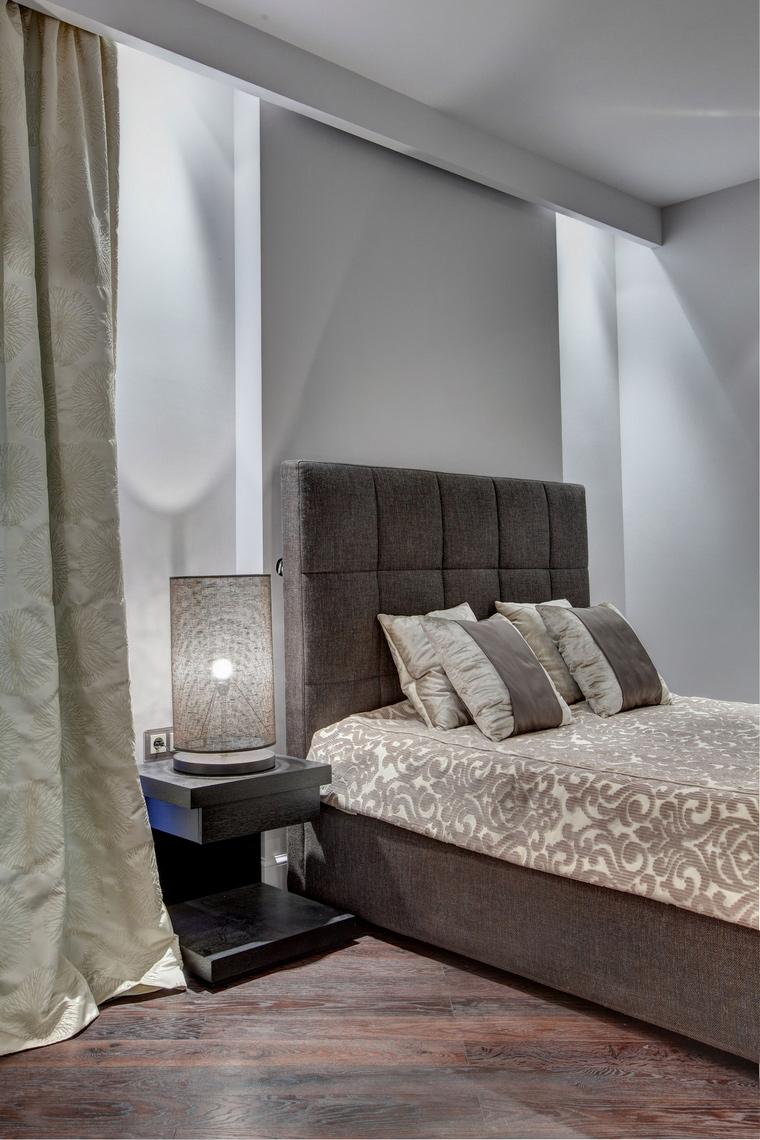Фото № 59047 спальня  Квартира