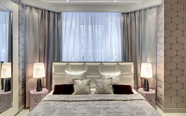 интерьер спальни - фото № 59079