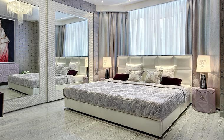 интерьер спальни - фото № 59078