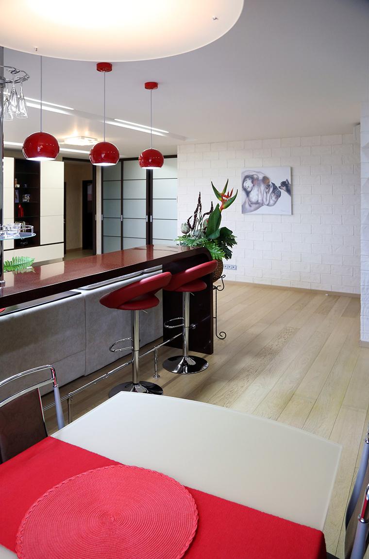Фото № 59239 кухня  Квартира
