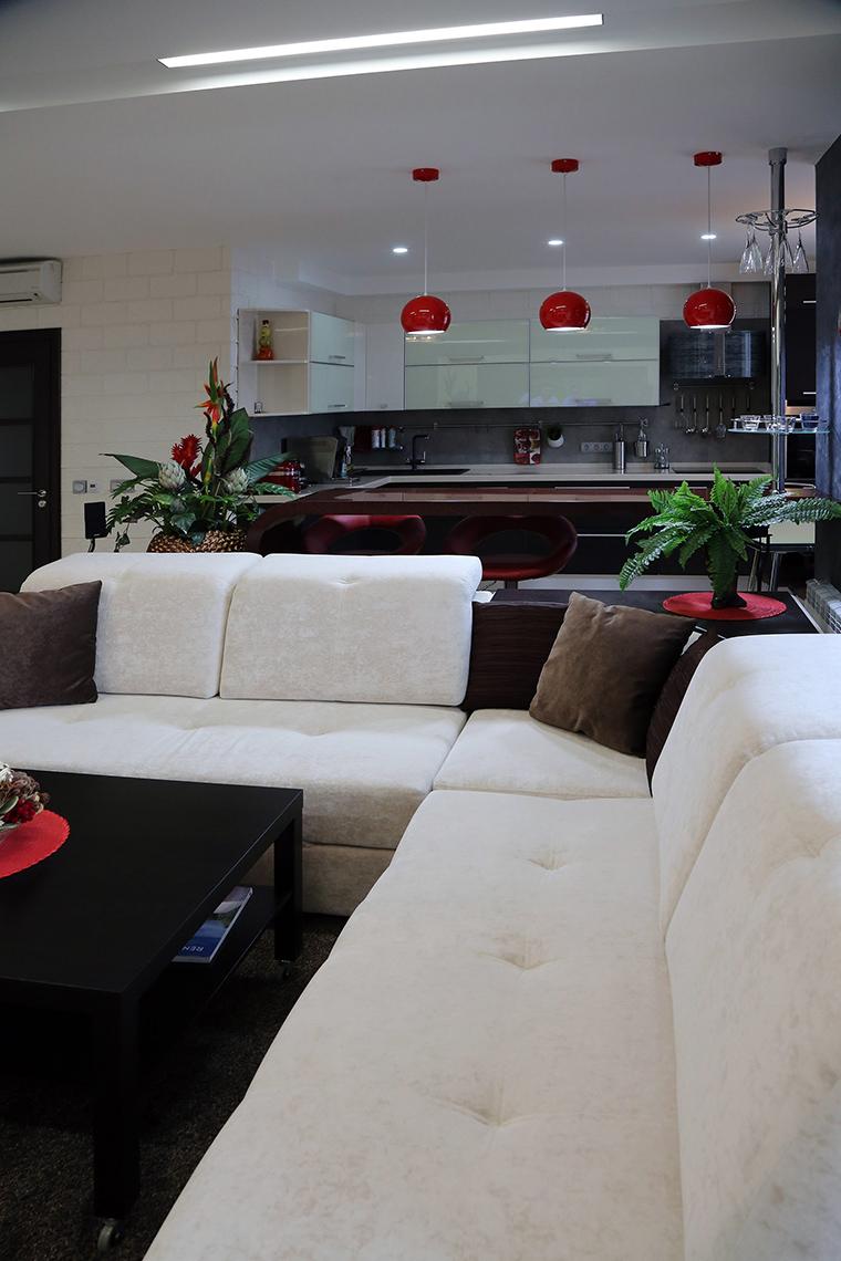 Фото № 59232 гостиная  Квартира
