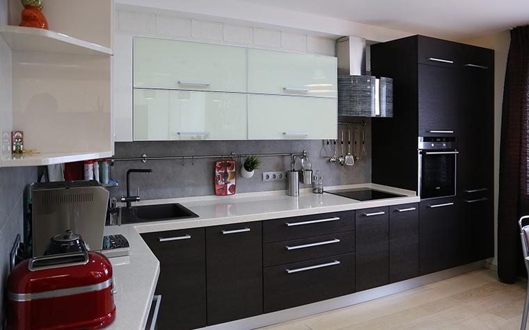 Фото № 59223 кухня  Квартира