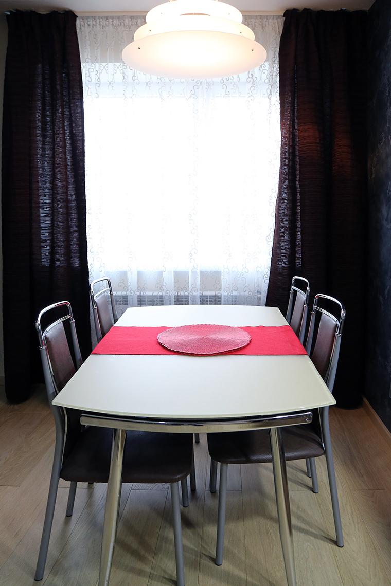 Фото № 59225 кухня  Квартира
