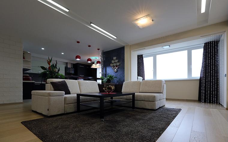 Фото № 59237 гостиная  Квартира