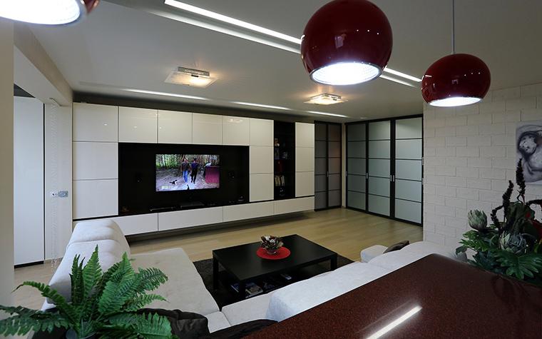 Фото № 59238 гостиная  Квартира