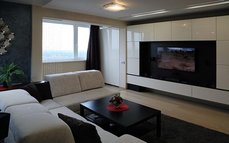 Фото № 59226 гостиная  Квартира