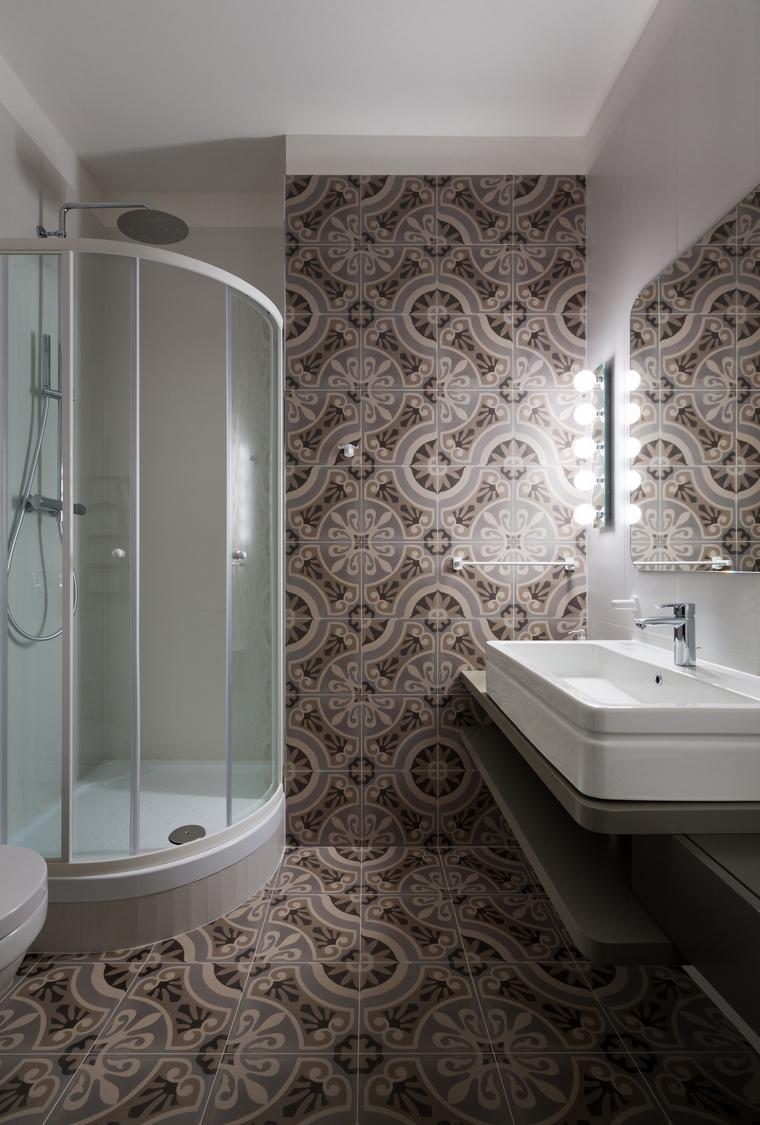 интерьер ванной - фото № 59218