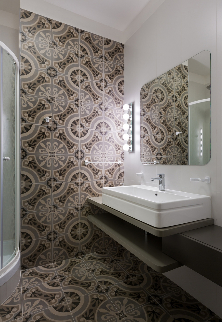 интерьер ванной - фото № 59219