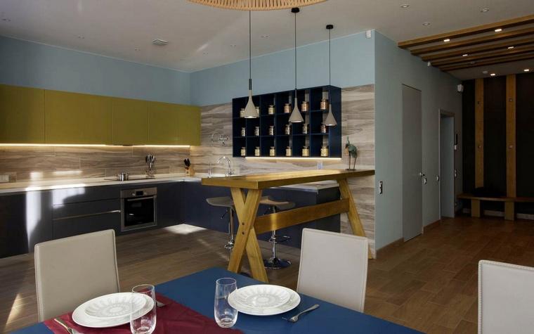 интерьер кухни - фото № 59214