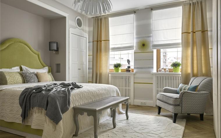 интерьер спальни - фото № 59268