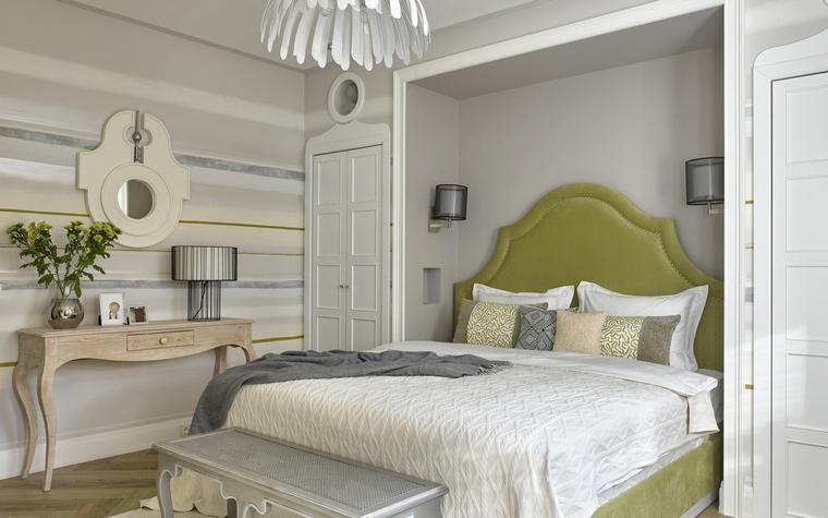 Фото № 59270 спальня  Квартира