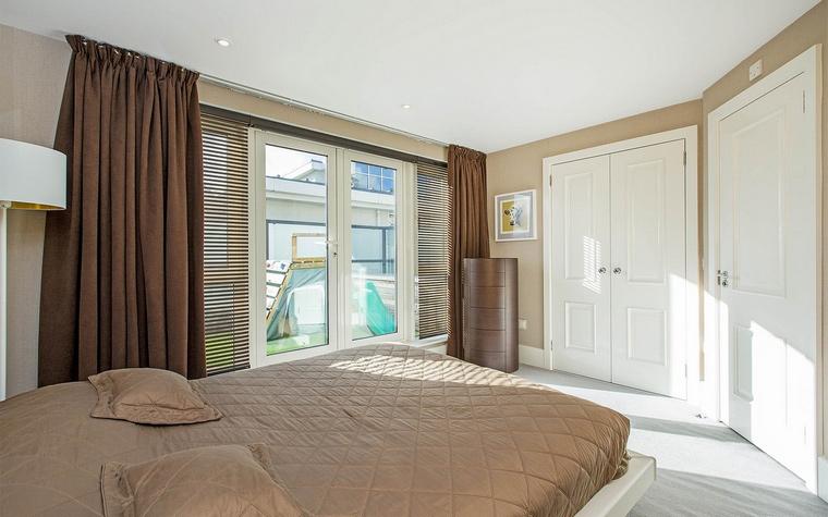 интерьер спальни - фото № 59333