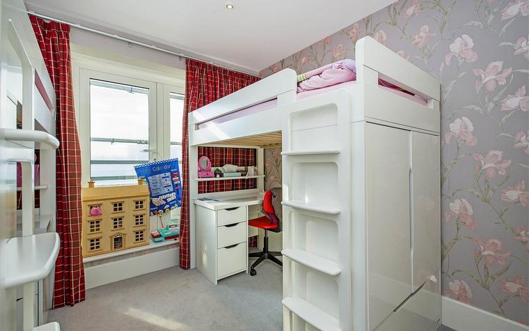 интерьер детской - фото № 59335