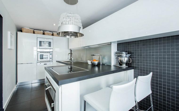 Квартира. кухня из проекта , фото №59329