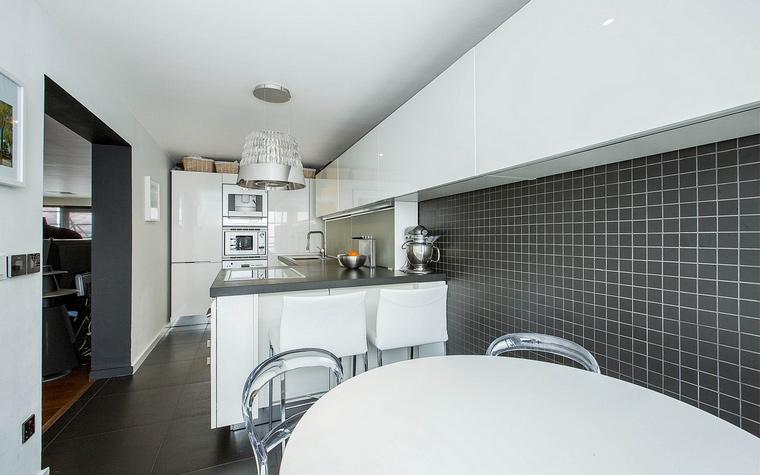 Квартира. кухня из проекта , фото №59330