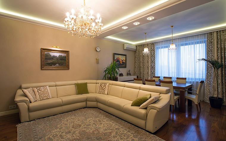 интерьер гостиной - фото № 59301